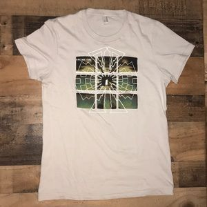 The Arcade Fire tour band tee shirt
